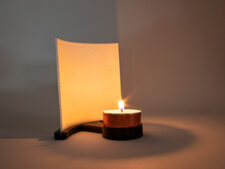 Litofania vela