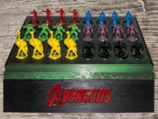 Parchís Avengers