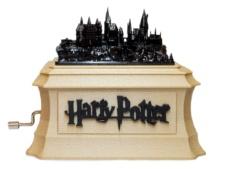 Joyero musical Harry Potter