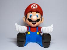 Soporte Mario Bros