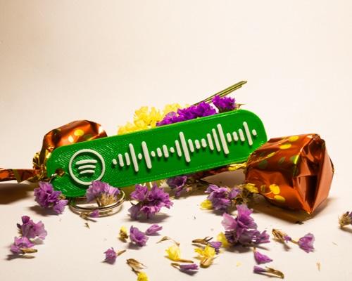 Llavero Spotify4