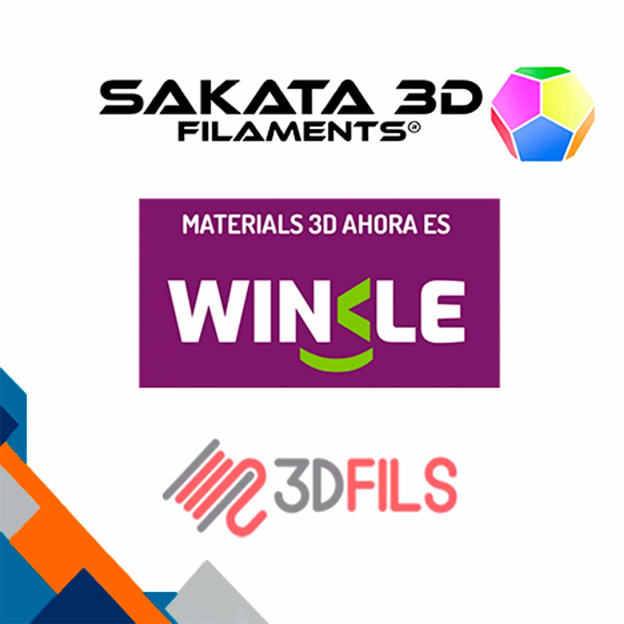 filamento impresión 3D Málaga