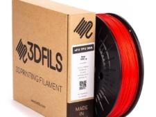 TPU rojo 90A 3DFils